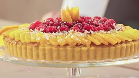 Tart od šargarepe