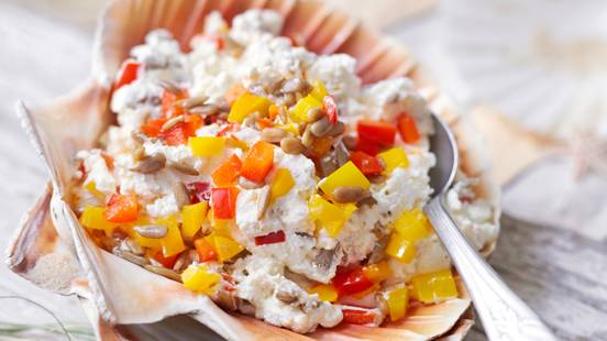 Umak od paprike i feta sira