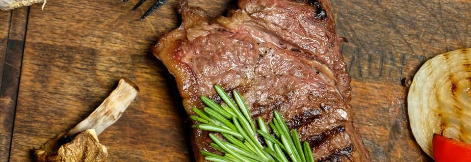 Grilovano juneće meso
