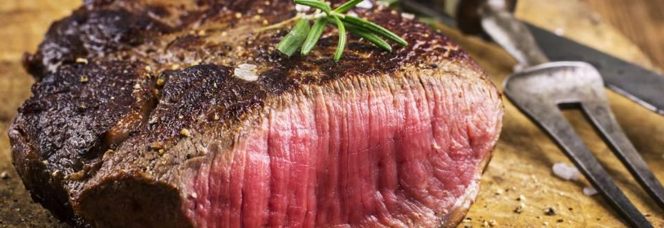 Grilovano crveno meso